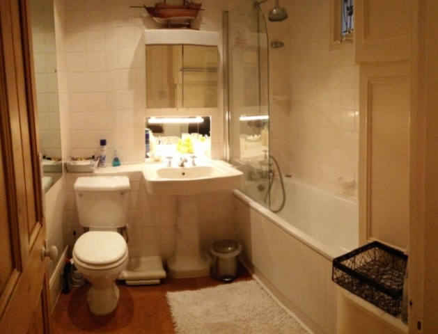Bathroom Central London Flat