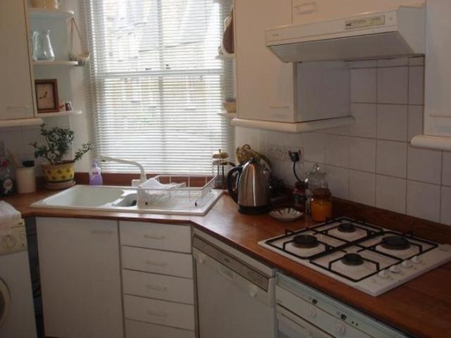 Kitchen Central London Flat