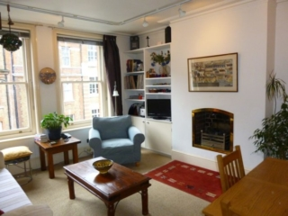 Lounge Picture 2 Central London Flat